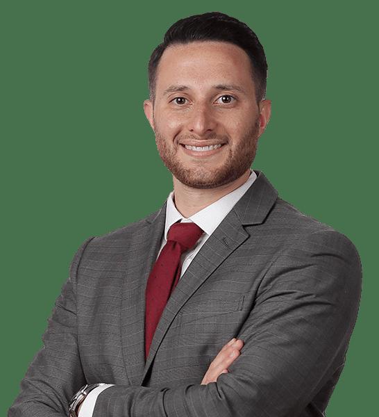 Michael D'Auria - Associate